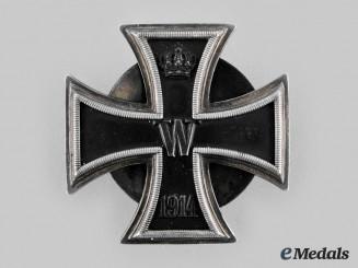 Germany, Imperial. A 1914 Iron Cross, I Class, Screwback