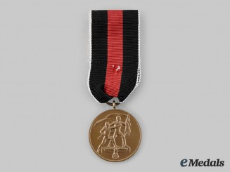 Germany, Third Reich. 1 October 1938 Commemorative Medal (Sudetenland Medal)
