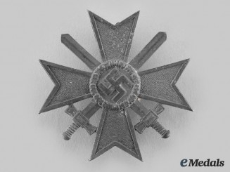 Germany, Wehrmacht. A War Merit Cross, I Class with Swords, by Steinhauer & Lück