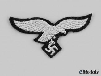Germany, Luftwaffe. A Herman Göring Division Unit Panzer EM/NCO Breast Eagle