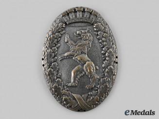 Germany, Imperial. A Berlin Bear Uniform Badge Insignia