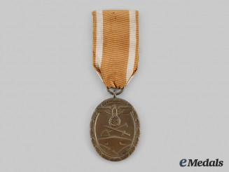 Germany, Third Reich. A West Wall Medal
