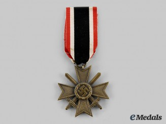 Germany, Wehrmacht. A War Merit Cross, II Class with Swords