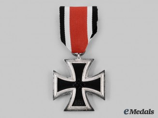 Germany, Wehrmacht. A  1939 Iron Cross, II Class, by Godet
