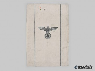 Germany, Heer. An Army Ration Sack, c. 1944