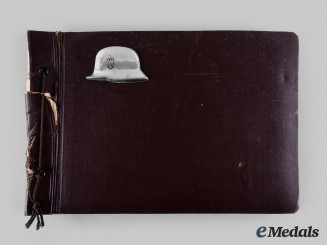 Germany, Heer. A Private Wartime Photo Album from an Eastern Front Veteran