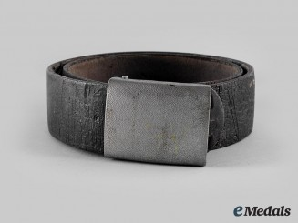 Germany, Weimar Republic. A Reichsheer EM/NCO's Belt and Buckle