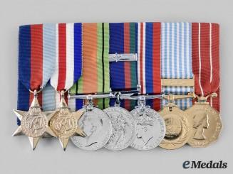 Canada, Commonwealth. A Second War & Korean War Group
