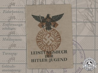 Germany, HJ. An HJ Proficiency Book to Hans Leuschner