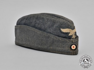 Germany, Luftwaffe. An EM/NCO's Overseas Cap