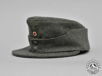 Germany, Heer. An Army EM/NCO's M43 Field Cap