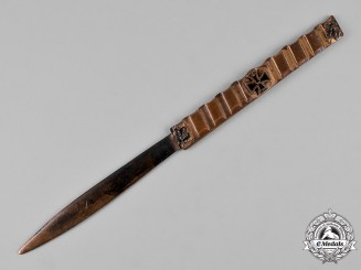 Germany, Imperial. A First War Period Heer Letter Opener
