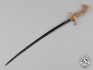 Germany, Imperial. A First War German Army Officer's Miniature Sword