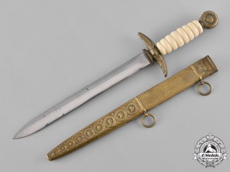 Croatia, Independent State. A Second War Air Force Officer's Dagger