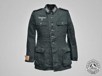 Germany, Heer. An Unissued Engineer/Pioneer Field Service Tunic