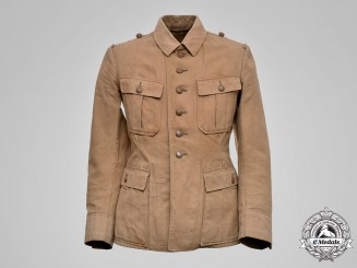 Germany, Heer. An Army Service Tunic, Tropical Version