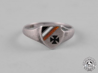 Germany, Imperial. A First War Imperial German Army Ring