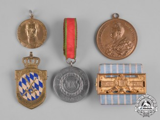 Bavaria, Kingdom. A Lot of Commemorative Badges & Medals