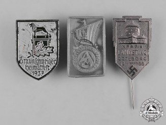 Germany, Third Reich. A Lot of Event and Day Badges