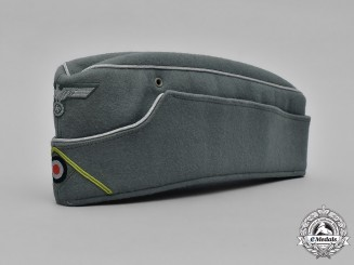 Germany, Heer. A Heer Panzergrenadier Officer's Overseas Cap