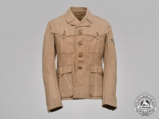 Germany, SS. A Waffen-SS Tropical Uniform