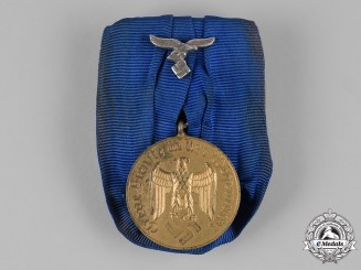 Germany, Wehrmacht.  A Parade Mounted Wehrmacht Army 12-Year Long Service Award