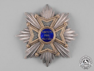 A Superb Bavarian Military Order of Max Joseph Breast Star c.1840