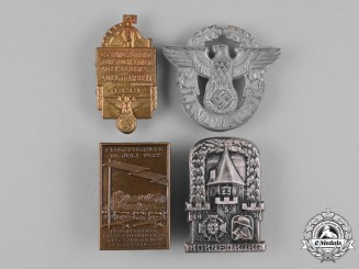 Germany, Third Reich. A Group of Third Reich Period Badges