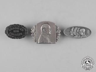Austria-Hungary, Imperial. A Lot of Austro-Hungarian Cap Badges