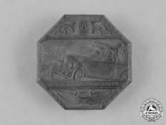 Austria-Hungary, Imperial. A K.u.K. Kraftfahrtruppe Cap Badge