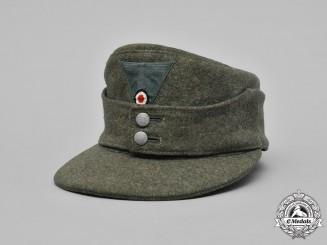 Germany, Heer. A EM/NCO's M43 Field Cap