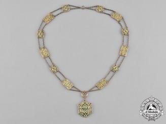 Egypt, Kingdom. A Collar of Fuad I, c.1950