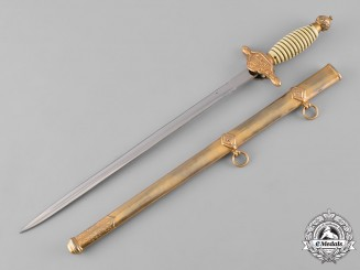 Spain, Franco Period. An Air Force Officer's Dagger, c.1960