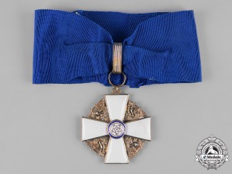 Finland, Republic. An Order of the White Rose, Commander, by Tillander & Co., c.1930