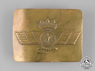Spain, Civil War. A Legion Condor Belt Buckle c.1940