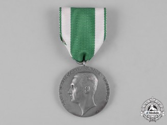 Germany, Saxe-Altenburg. An Arts and Science Medal, II Class Silver Grade, c.1910