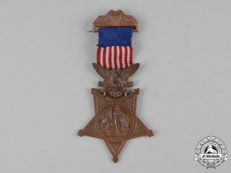 United States. An Army Medal of Honor, Type I