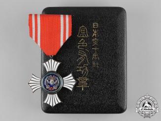 Japan, Empire. A Red Cross Society Order of Merit