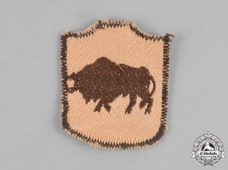 Poland, Republic. A 5th Kresy Infantry Division Sleeve Badge, c.1944