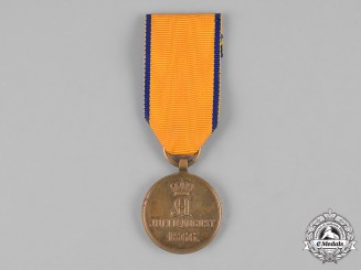 Germany, Nassau. An Austrian War Medal 1866