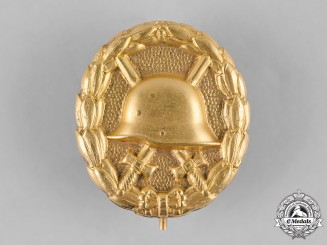 Germany, Imperial. A Wound Badge, Gold Grade