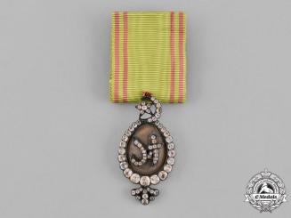 Tunisia, Ahmad Pasha-Bey. An Order of Glory (Nishan al-Iftikhar), Muslim Issue, III Class c.1850