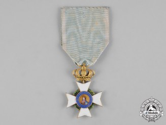 Greece, Kingdom. An Order of the Redeemer in Gold, Officer's Cross, c.1875