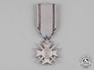 Bulgaria, Kingdom. A Military Order for Bravery, Military Bravery Cross, IV Class