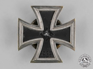 Germany, Wehrmacht. A 1939 Iron Cross I Class, by Förster & Barth