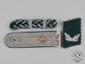 Germany, Luftwaffe. A Lot of Luftwaffe Uniform Rank Insignia