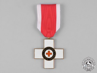 Germany, DRK. A German Red Cross (DRK) II Class Medal