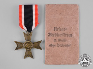 Germany, Wehrmacht. A War Merit Cross, II Class, by Bury & Leonhard