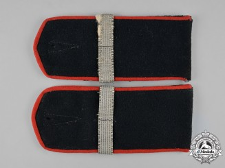 Germany, Wehrmacht. A Set of Russian Liberation Army Shoulder Straps