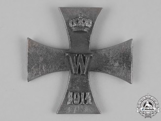 Germany, Imperial. A Core of a 1914 Grand Cross of the Iron Cross